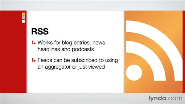 What is RSS?: Maximizing Your Web Video and Podcast Audience with Hypersyndication