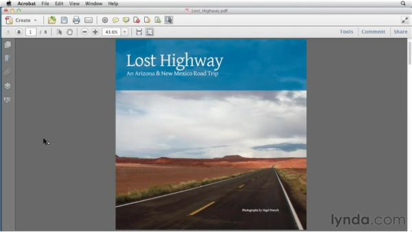 Exporting pages as JPEGs with Acrobat Pro: Creating a Fixed-Layout EPUB