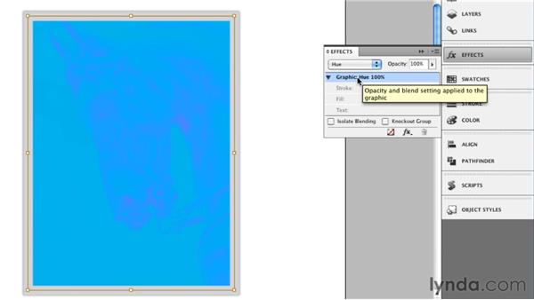 030 Creative Blend Mode tricks, Part 2: InDesign FX