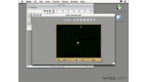video part six: Intermediate Flash MX