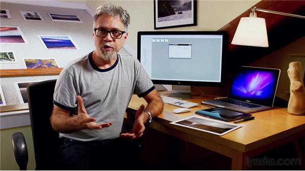Color management overview: Capture NX 2 Essential Training