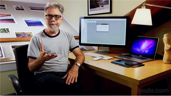 Defining a post-production workflow: Capture NX 2 Essential Training