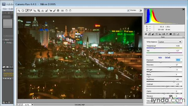 Working with a raw time-lapse sequence: Fixing Video Exposure Problems in Premiere Pro