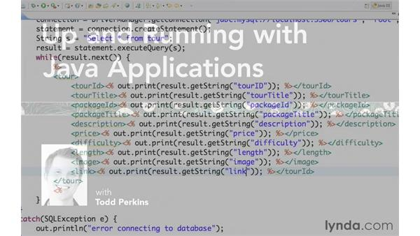 Welcome: Up and Running with Java Applications (2012)