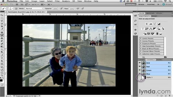 Creating a Lens Blur effect: Documentary Photo Techniques with Photoshop and After Effects