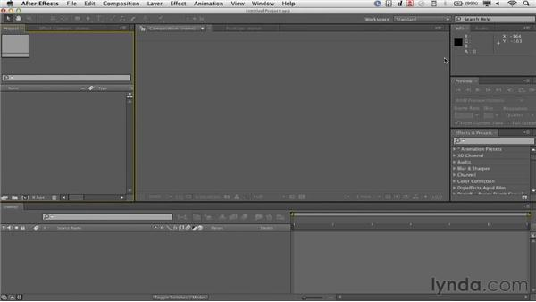 Importing image files: Documentary Photo Techniques with Photoshop and After Effects
